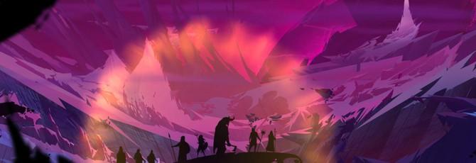 Релизный трейлер The Banner Saga 3