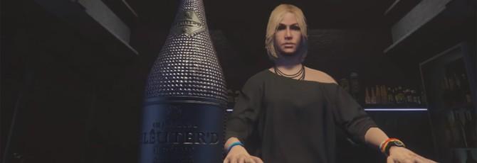 В GTA Online есть пасхалка для любителей напоить алкоголем своего персонажа
