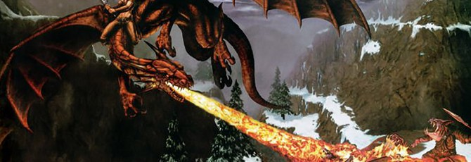 Фанат работает над ремейком классической фэнтези-игры Drakan — и в него уже можно сыграть