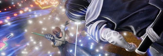 Второй трейлер файтинга Jump Force, в котором участвуют аниме персонажи
