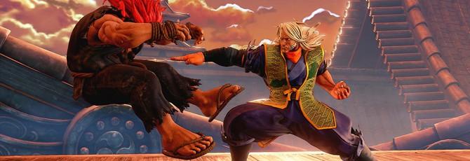Армия США проведёт турнир по Street Fighter V