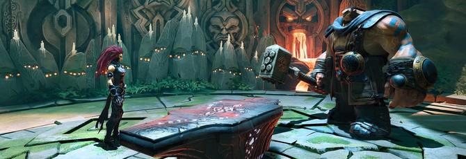 Решение головоломок в геймплейном ролике Darksiders 3