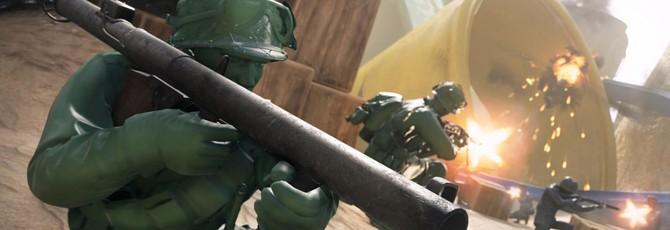 В новом ивенте Call of Duty: WWII игроки станут пластиковыми солдатиками