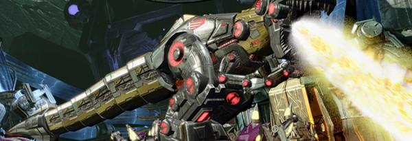 Transformers: Fall of Cybertron - Ревью