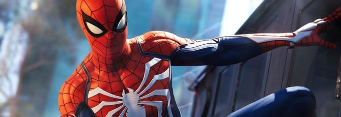 Новый геймплей и 4K-скриншоты Spider-Man