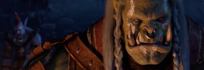 Варок Саурфанг в новом ролике World of Warcraft: Battle for Azeroth