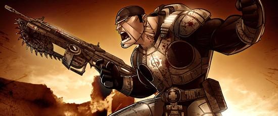 Epic делает не только Gears of War 3?