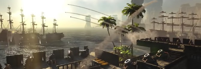 Утечка: Трейлер Atlas — Sea of Thieves от разработчиков ARK