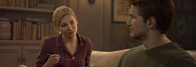 Моддер показал сцену из Uncharted 4 от первого лица
