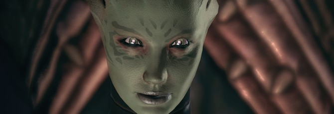 Более 300 текстур высокого разрешения для трилогии Mass Effect