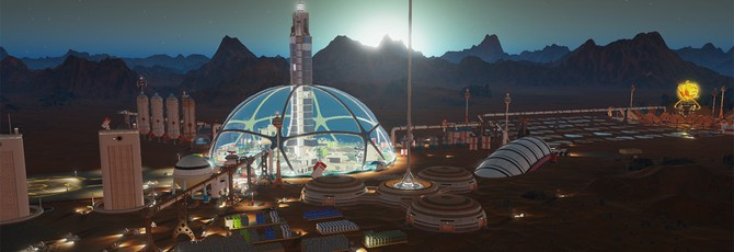 Surviving Mars получил креативный режим и планы на хардкор