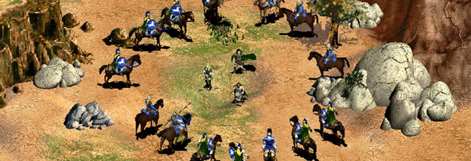 """Огромный мод переносит """"Властелина Колец"""" в Age of Empires II"""
