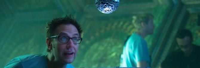 """Disney может использовать сценарий Джеймса Ганна для """"Стражей галактики 3"""""""