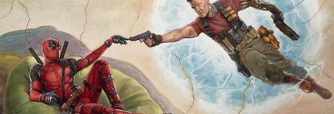 """Актеры """"Дэдпул 2"""" обсудили, кто из них не пережил щелчок Таноса в """"Войне бесконечности"""""""