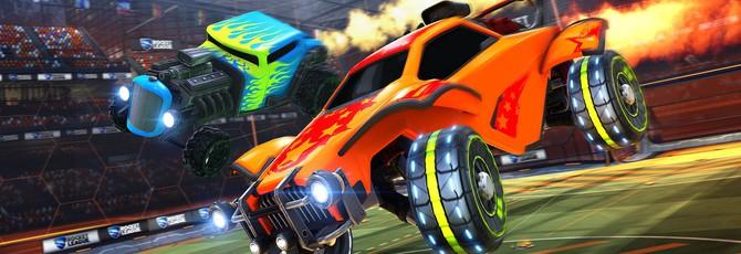 Осенью в Rocket League пользователи Xbox One, Switch и PC смогут играть вместе