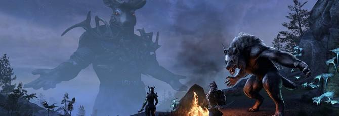 Дополнение Wolfhunter для The Elder Scrolls Online выйдет в августе