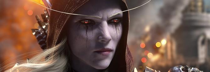 Игрок WoW: Battle for Azeroth достиг 120 уровня менее чем за 5 часов
