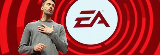 Бывший руководитель DICE Патрик Содерлунд ушёл из Electronic Arts