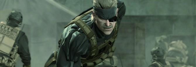 Голос Солида Снейка поздравил фанатов Metal Gear Solid с днем рождения серии