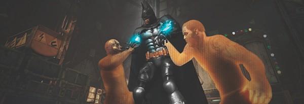 Batman: Arkham City выглядит... иначе на Wii U