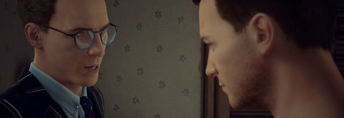 Скриншоты психологического триллера Twin Mirror от создателей Life is Strange