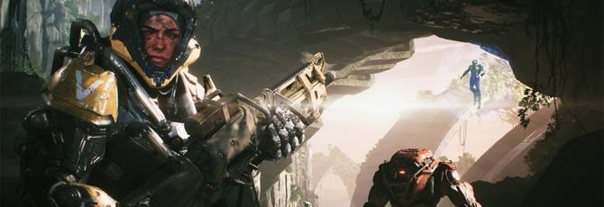 Музыку для Anthem напишет композитор Assassin's Creed Origins