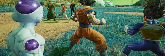 Gamescom 2018: Шесть новых бойцов в свежем трейлере Jump Force