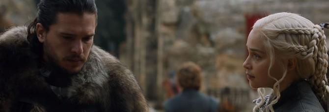 """""""Игра Престолов"""" в трейлере нового сезона телеканала HBO"""