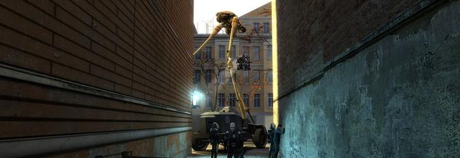 Этот мод для Half-Life 2 добавляет бег по стенам, как в Titanfall