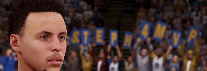 В серии игр NBA 2K появились ограничения для игроков Бельгии и Нидерландов