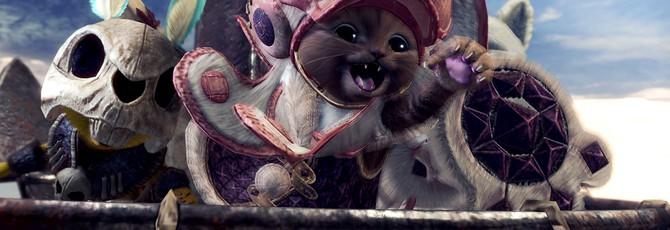 Как выглядит Monster Hunter: World на процессоре и видеокарте 2010 года