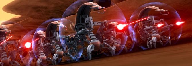 Фанаты Star Wars Battlefront II разочарованы отказом DICE добавлять дройдека в игру