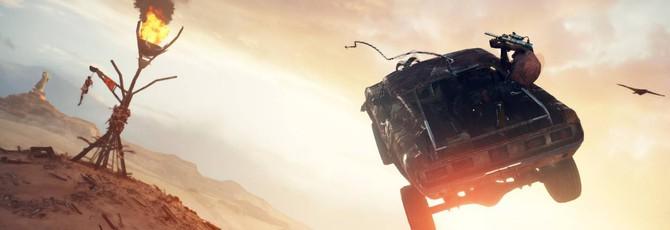 Mad Max получил загадочное обновление на PS4