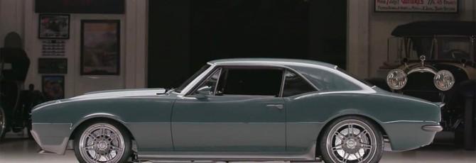 Роберт Дауни-мл. подарил Крису Эвансу Camaro в стиле Капитана Америка