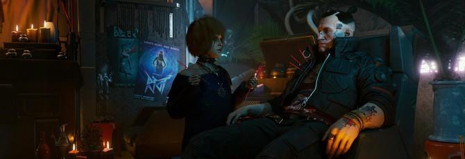 Геймплей Cyberpunk 2077 сравнили с первым трейлером игры