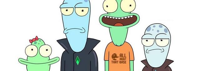 """Соавтор """"Рика и Морти"""" снимет мультсериал про инопланетян для Hulu"""