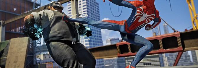 Разработчики Spider-Man показали создание некоторых сцен
