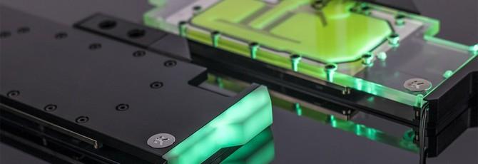 Вот как выглядит водяное охлаждение для Nvidia RTX 2080