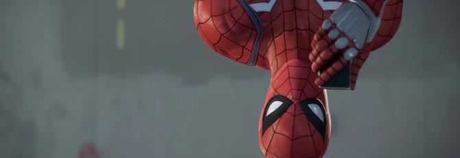 Фоторежим в Spider-Man появится вместе с обновлением первого дня