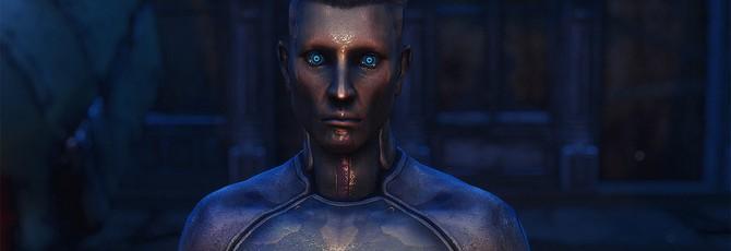 Текстурный мод Fallout 4 добавляет невероятно детальных синтетов