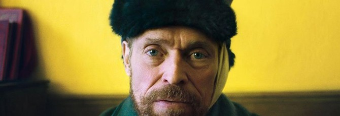 Уиллем Дефо в роли Ван Гога — дебютный трейлер драмы At Eternity's Gate