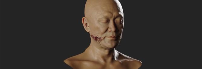 Как распиливали лицо сёгуна во втором сезоне Westworld