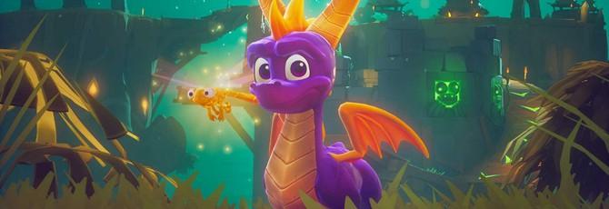 Серия игр Spyro отпраздновала своё 20-летие