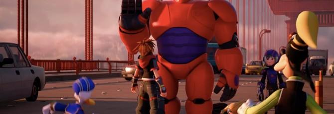 TGS 2018: Новый трейлер Kingdom Hearts III посвящен миру Big Hero 6