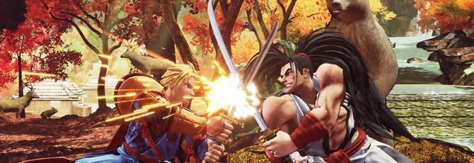 TGS 2018: Тизер и скриншоты новой части Samurai Shodown