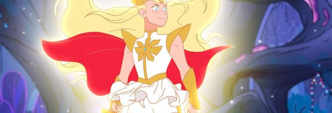 Дебютный тизер новой версии She-Ra — женского спин-оффа He-Man