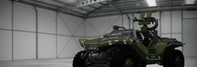 Геймплей кроссовер-миссии Forza Horizon 4 с Мастером Чифом
