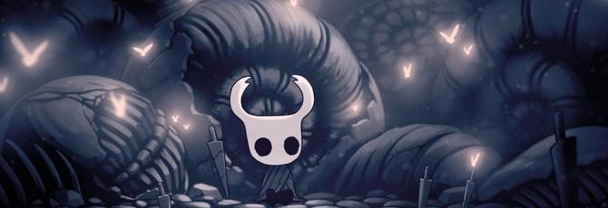 Hollow Knight выйдет на PS4 и Xbox One через две недели
