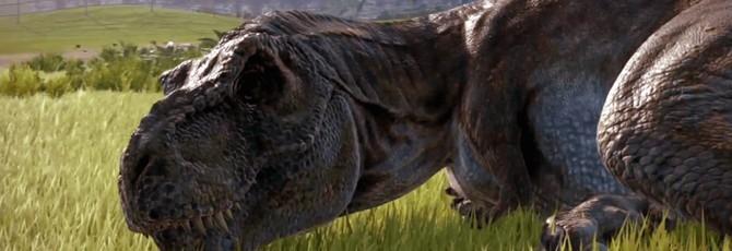 Режим испытаний в новом апдейте Jurassic World Evolution