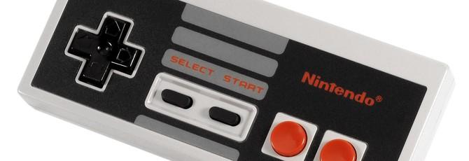 Nintendo представила классические геймпады NES для консоли Switch